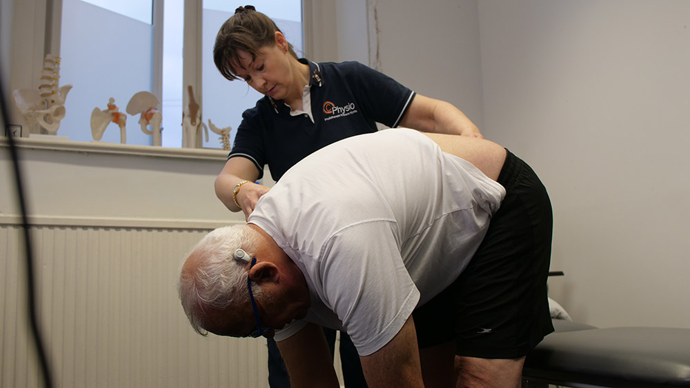 c physio Back Pain Physio Assessment