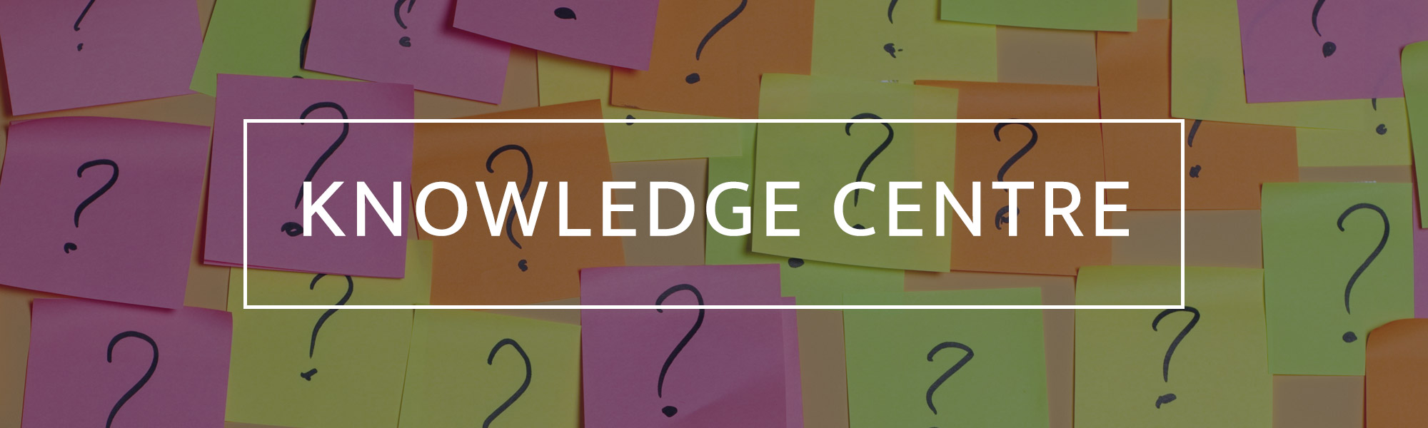 Knowledge Centre Header 2