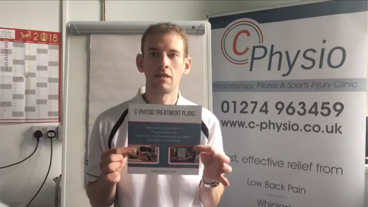 What Payment Options do you offer at C-Physio?