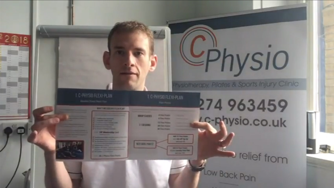What is a C-Physio Flexi Plan?