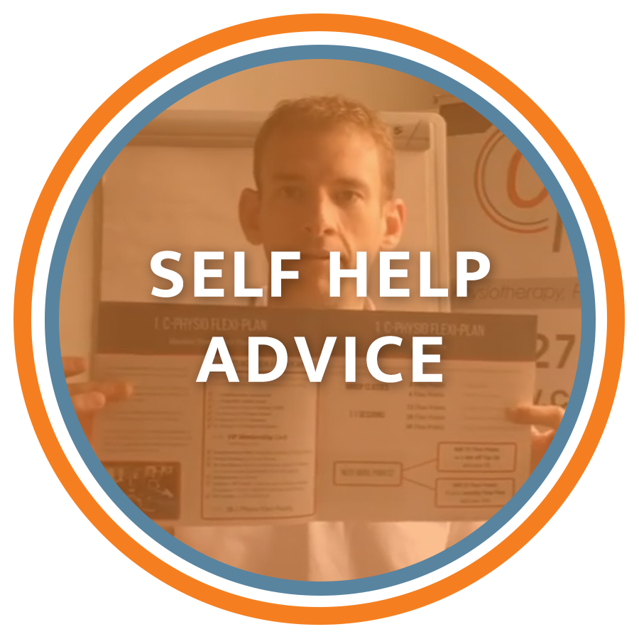Self Help Advice