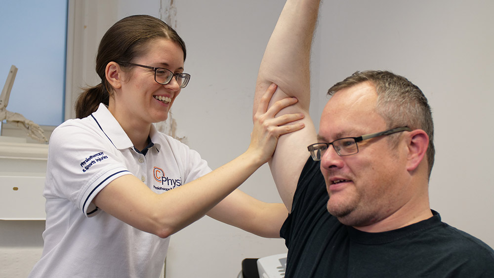 C Physio Bradford Shoulder Physio Movement Treatment