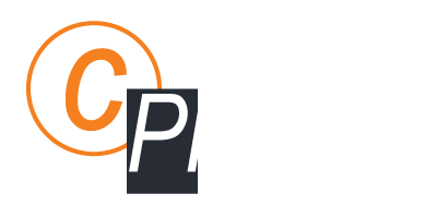 c physio logo white